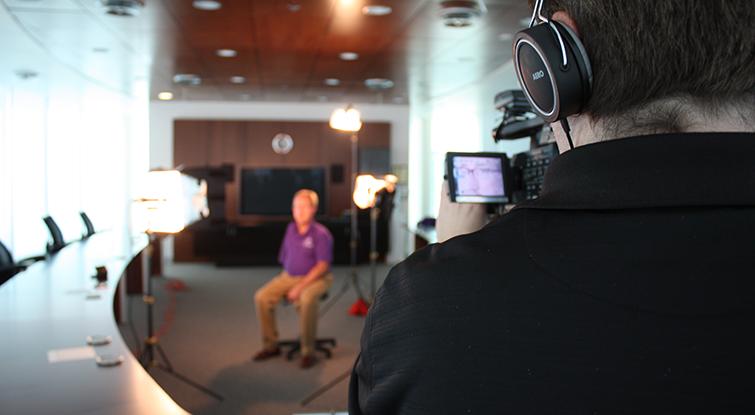 Corporate Video Camera