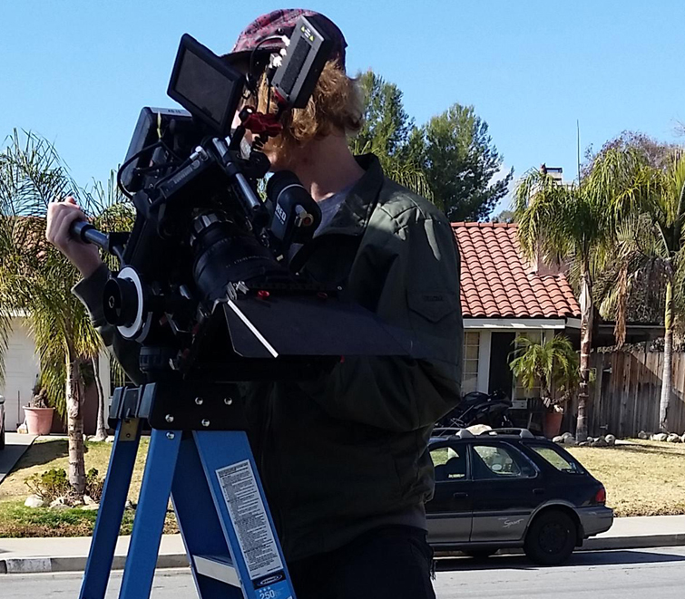 3 Creative Ways to Use a Ladder on Set: Tripod
