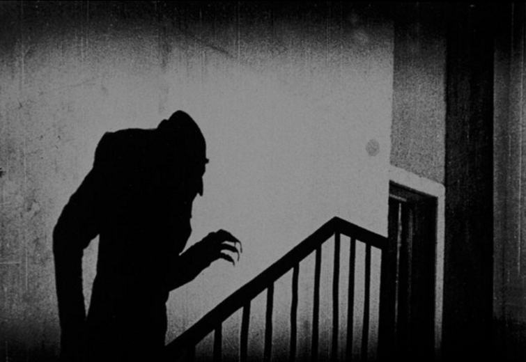 Setting the Mood With a Silhouette: Nosferatu
