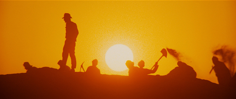 Setting the Mood With a Silhouette: Raiders of the Lost Ark