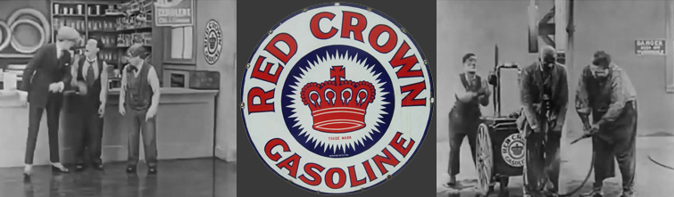 Product Placement in Film: Red Crown Gasoline