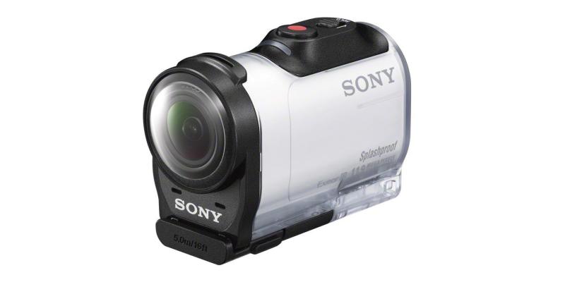 The Best GoPro Alternatives in 2016: Sony AZ1