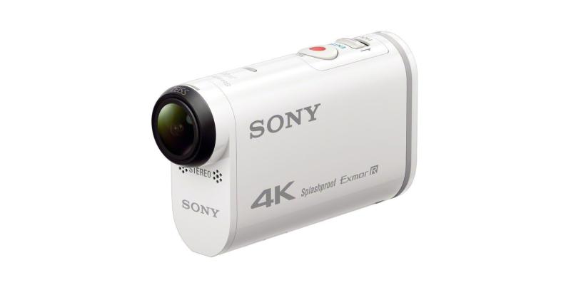 The Best GoPro Alternatives in 2016: Sony FDR-X1000V/W