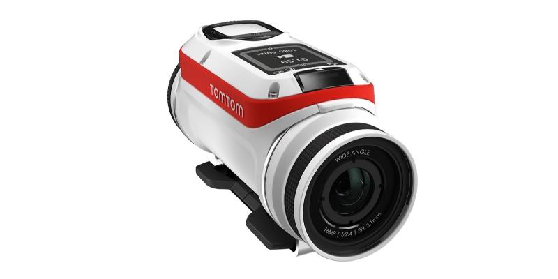 The Best GoPro Alternatives in 2016: TomTom Bandit