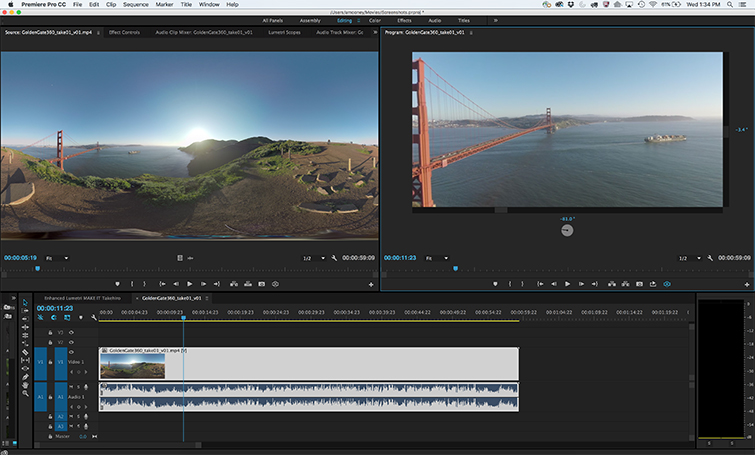 NAB 2016: Adobe Announcements - VR Video