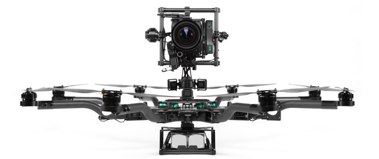 NAB 2016: More of the Latest Camera Rigs, Dollies, Gimbals, and Drones - Freefly Alta 8