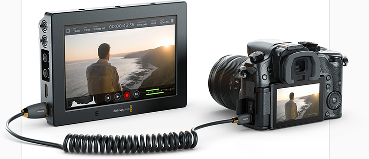 NAB 2016: Blackmagic Video Assist