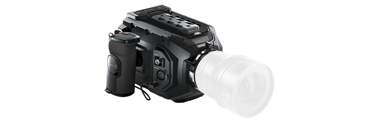 Upgrading to a Real Video Camera: Blackmagic Ursa Mini