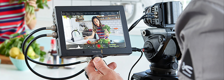 NAB 2016: The Newest in Monitoring, Lighting, and Audio - Blackmagic Video Assist