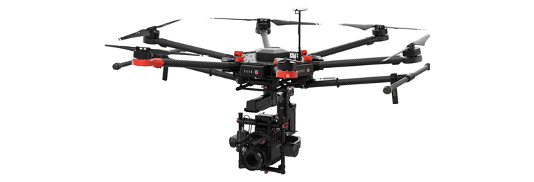 NAB 2016: DJI Releases a Cinematic Drone, New Ronin-MX, and More - DJI M600
