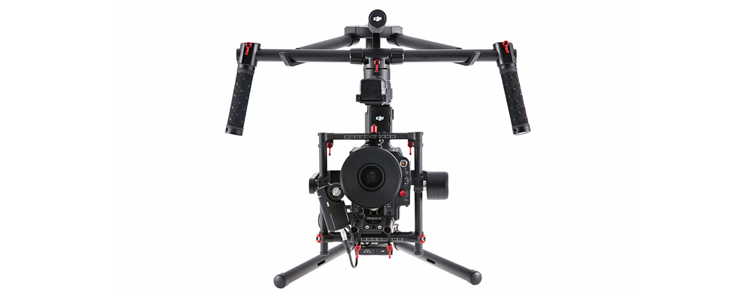 NAB 2016: DJI Releases a Cinematic Drone, New Ronin-MX, and More - New Gimbal