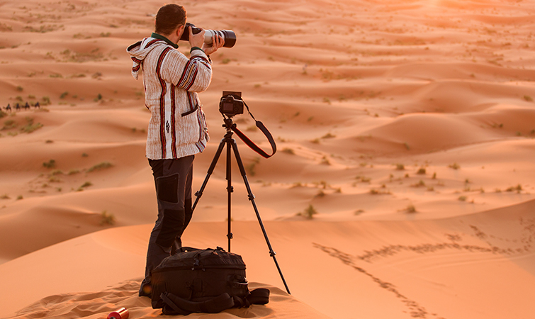 Dirt-in-Camera