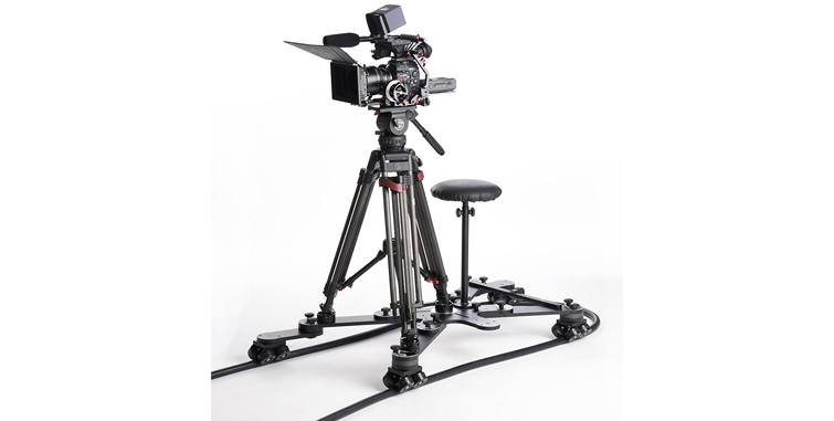 NAB 2016: More of the Latest Camera Rigs, Dollies, Gimbals, and Drones - Fotodiox CamDolly