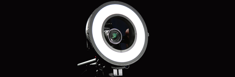 NAB 2016: The Newest in Monitoring, Lighting, and Audio - Fotodiox LED Ring Light
