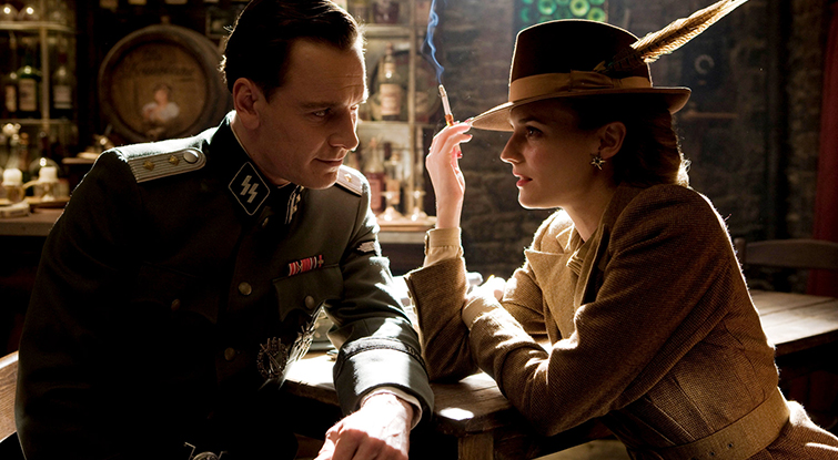 How to Create a Powerful Cinematic Look with a Single Light - Inglourious Basterds Lighting