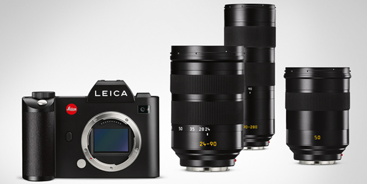 The Biggest Camera Announcements from NAB 2016 - Leica SL