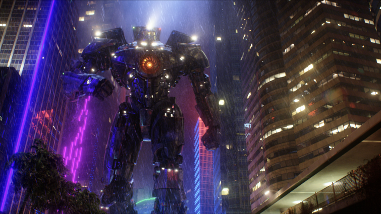 How an Average VFX Pipeline Works: Lighting Pacific Rim