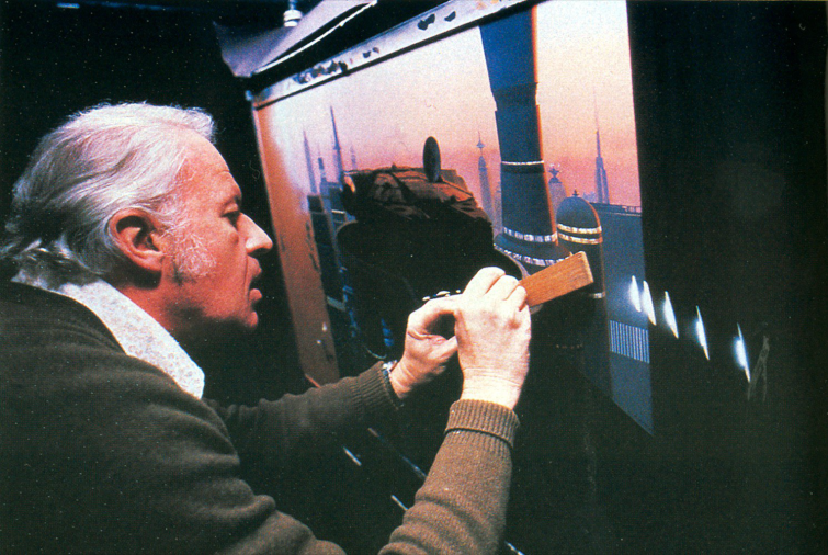 How an Average VFX Pipeline Works: Matte Painting, Ralph Mcquarrie