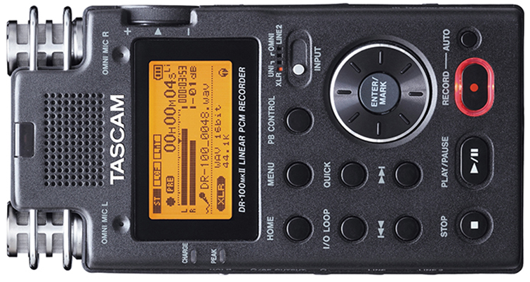 The Best Audio Recorders for Under $300: Tascam