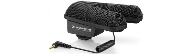 NAB 2016: The Newest in Monitoring, Lighting, and Audio - Sennheiser Shotgun