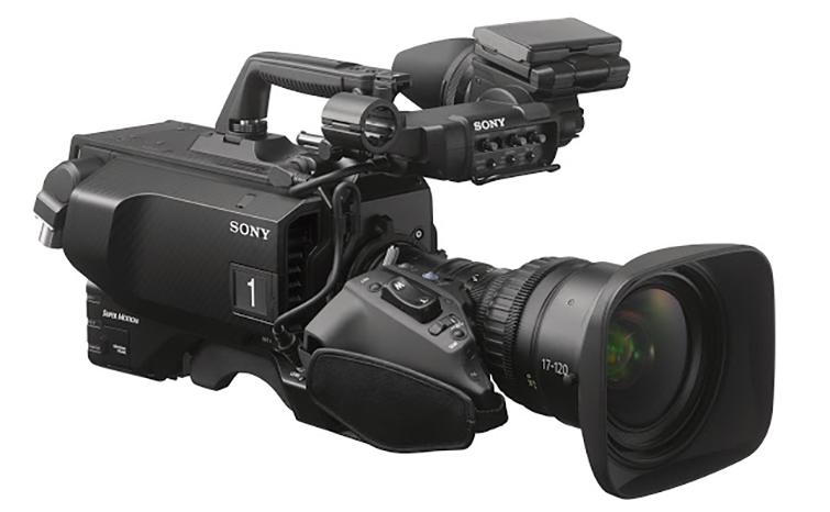 NAB 2016: Sony HDC-4800 Camera