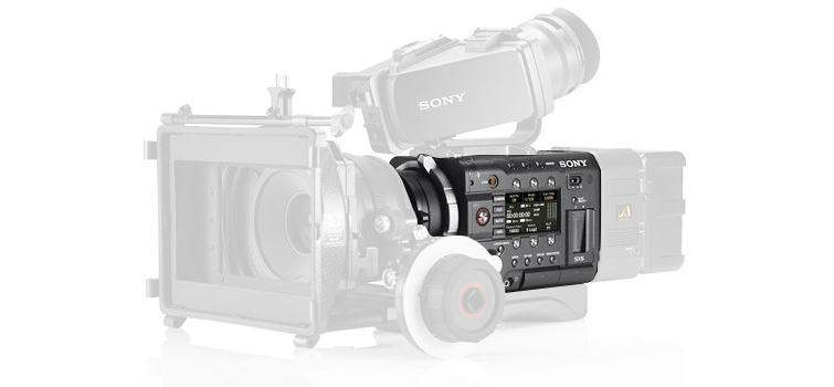 Upgrading to a Real Video Camera: Sony f55
