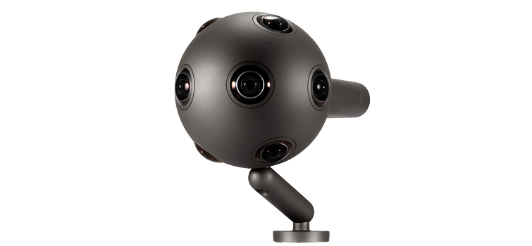 The Biggest Camera Announcements from NAB 2016 - nokia ozo