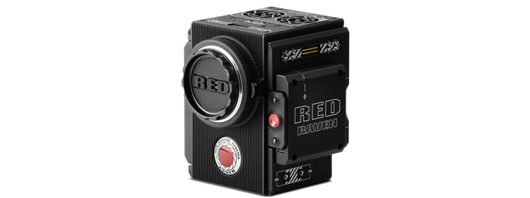 Upgrading to a Real Video Camera: Red Raven