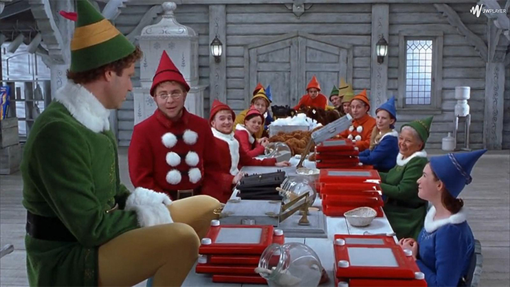 Useful Movie Magic With Forced Perspective: Elf