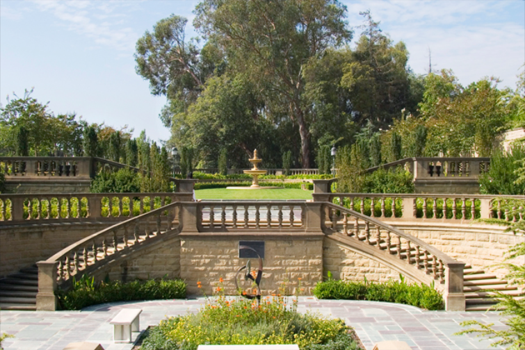 Popular Hollywood Shooting Locations: Greystone Mansion