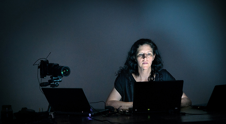 Interview Tips Every Documentary Filmmaker Should Know: Laura Poitras Researching