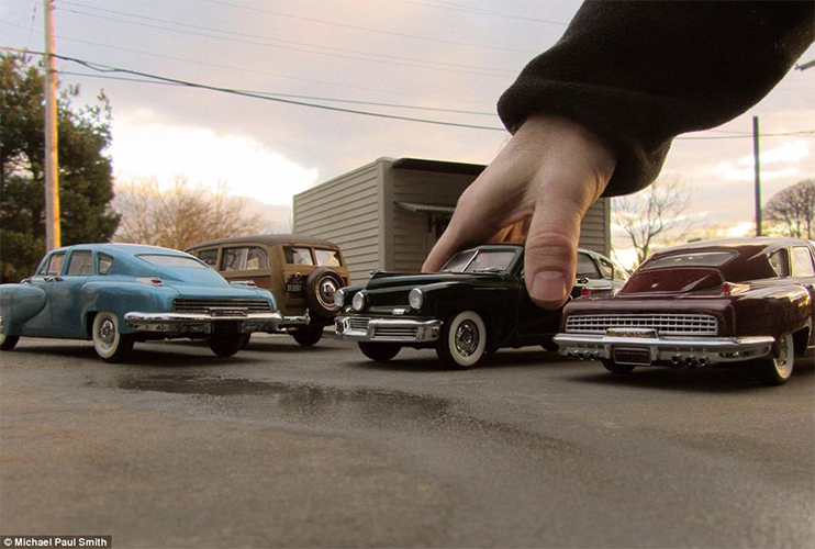 Useful Movie Magic With Forced Perspective: Michael Paul Smith