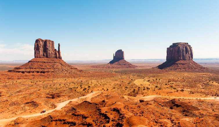 Popular Hollywood Shooting Locations: Monument Valley
