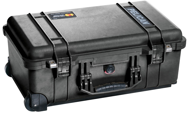 Tips for Traveling With Your Production Gear: Use Carry-On Cases