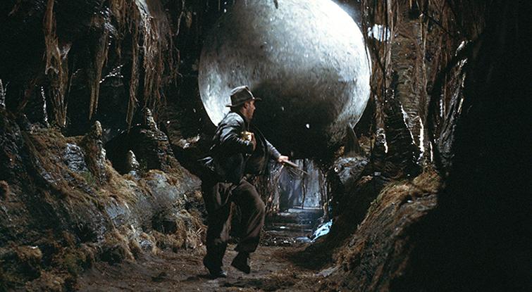Deconstructing the Scene: Raiders of the Lost Ark - Boulder Scene