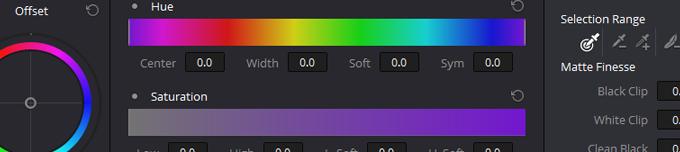 The Basic Properties of Color: Hue