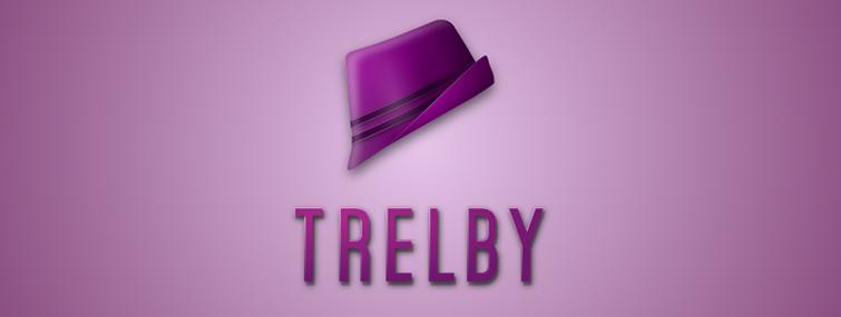 Trelby Logo 2