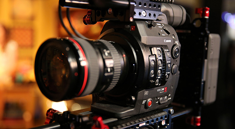 2 Dream Load Outs for Documentary Film - Canon C300 Mark II
