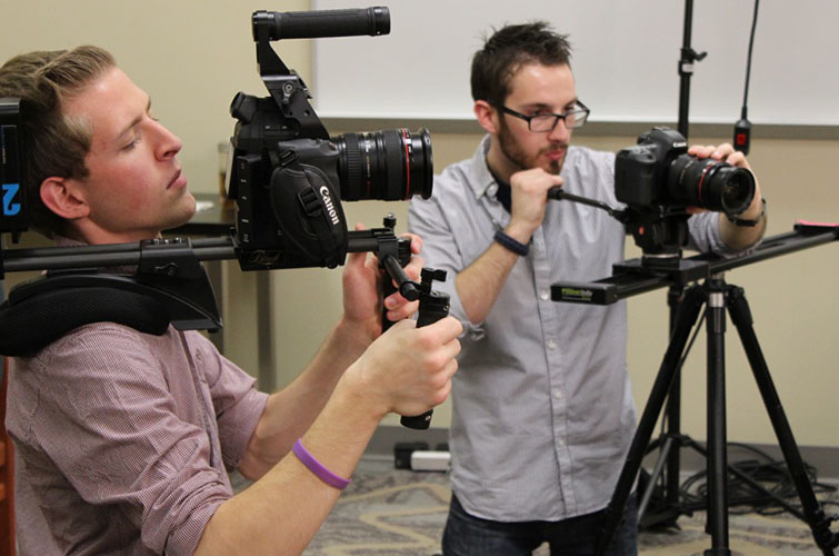 5 Simple Tips for Shooting Better Corporate Videos: Two-Camera Setup