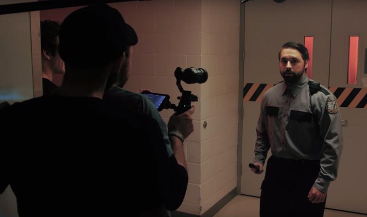 DJI and Film Riot Launch an Online Film School - Hallway