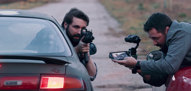 DJI and Film Riot Launch an Online Film School - Car Chase