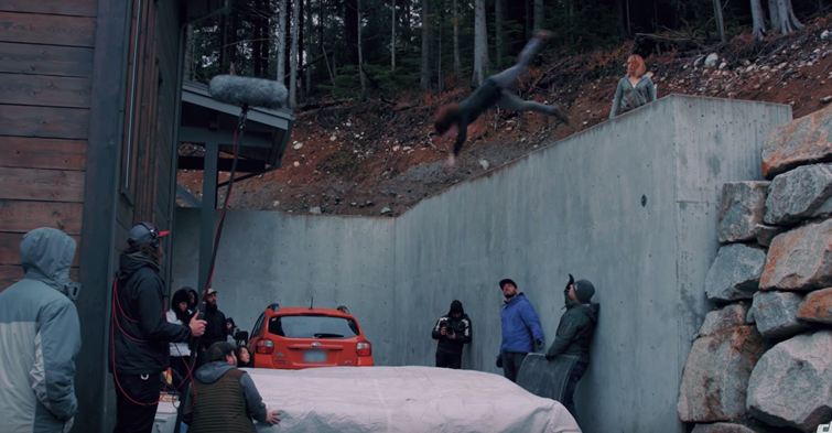 DJI and Film Riot Launch an Online Film School - Foot Chase