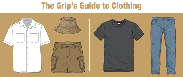 Pro Tips and Tricks for Cinematographers and Grips - Guide to Grip Clothing