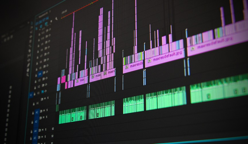 Stages of Corporate Video Editing