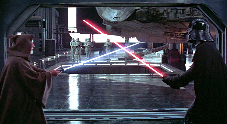 Rules of Three Act Structure and How to Bend Them: Star Wars, Duel