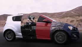 The Mill Blackbird Camera Car Cover