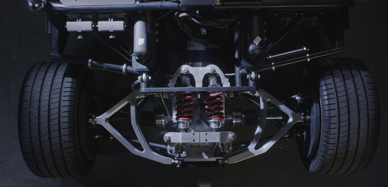 The Mill's Blackbird Camera Car is a Real Life Autobot: Up Close