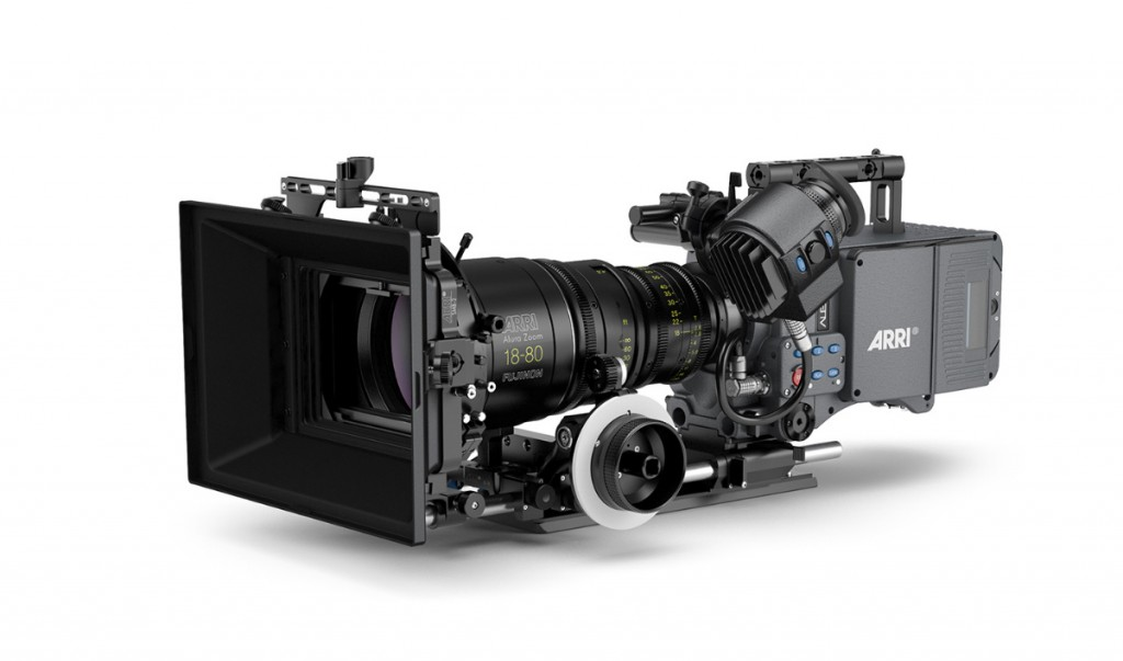 Do You Need to Own a Professional Cinema Camera? ARRI Alexa With Lens
