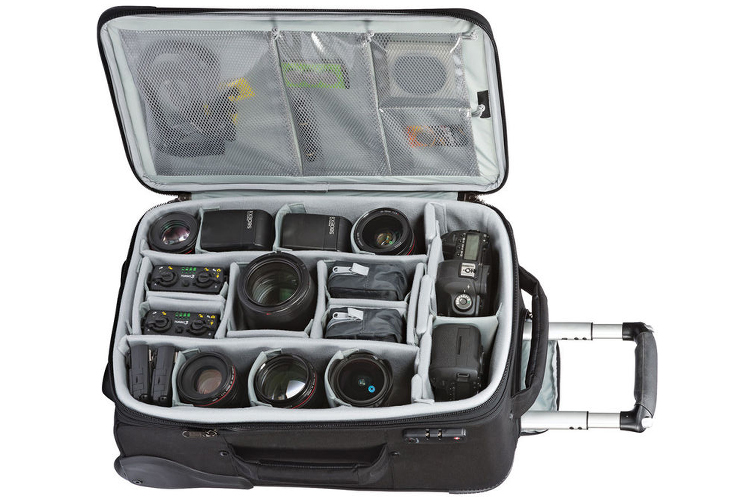 The Lightweight International Packing List for Video Pros - LowePro Roller X200