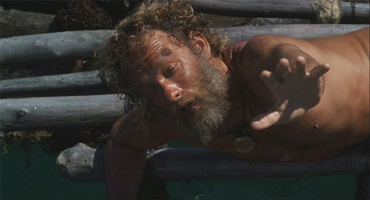 Killing Screen Time in Film: Cast Away
